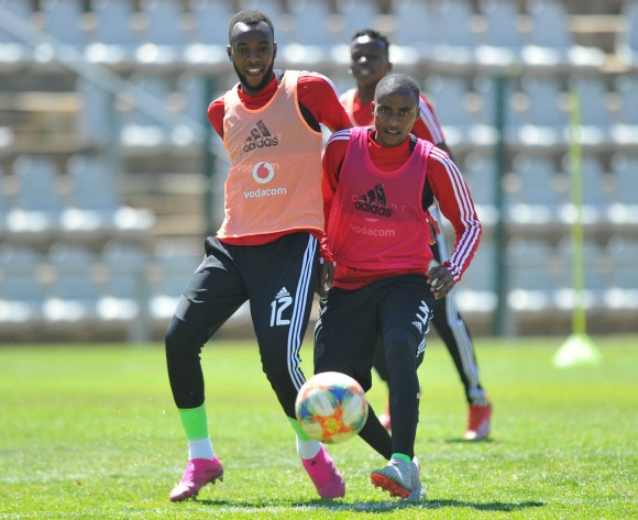 PSL News: Orlando Pirates duo Thembinkosi Lorch and Justin Shonga ...