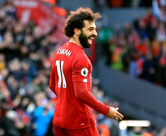 WATCH: Mohamed Salah's best moments from this past season