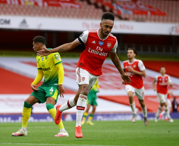 Aubameyang close to penning new Arsenal deal - reports