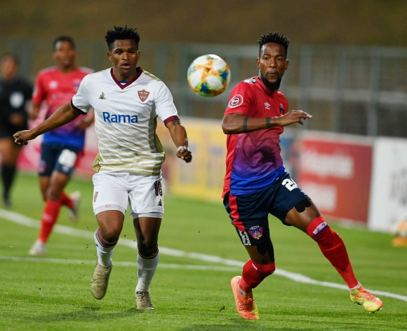 Courageous Chippa fight back to hold Stellenbosch
