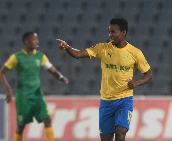 Sundowns snatch late dramatic win against Arrows