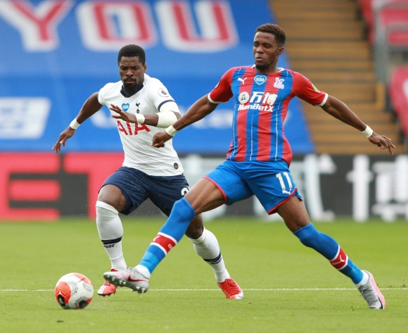 Palace hope to replace Zaha with Sarr