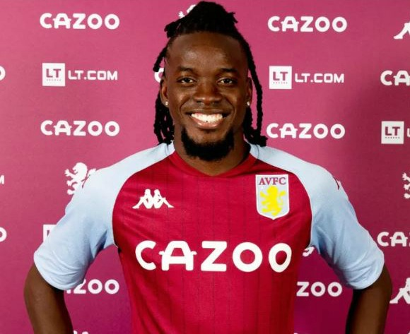 Terry & Nakamba convinced Traore to join Villa