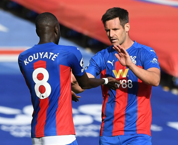Palace star Dann lauds 'top player' Kouyate