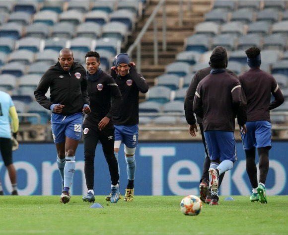 Chippa look to confirm safety