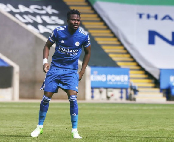 Ghana's Amartey scores in first game after two years
