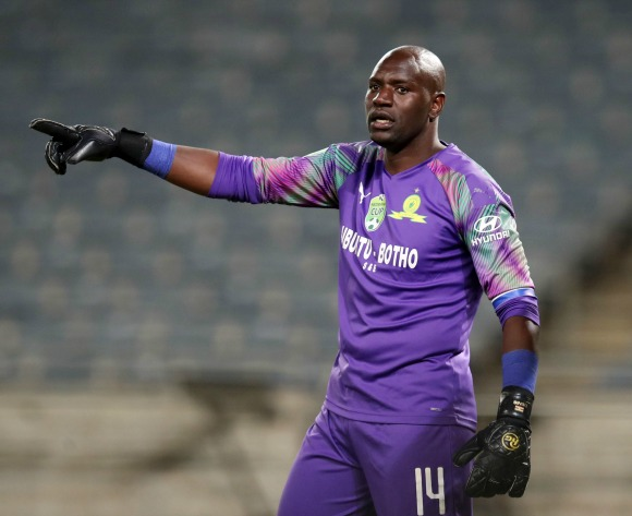 Sundowns boss praises goalkeeper Onyango