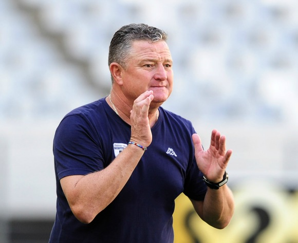 Gavin Hunt's first comments as Kaizer Chiefs head coach