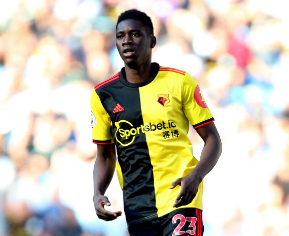 Manchester United to battle Liverpool for Sarr's signature