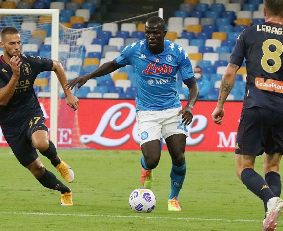 Napoli chief: I believe Koulibaly is staying
