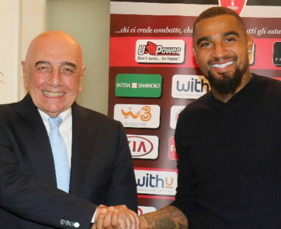 Done Deal: Monza sign Kevin-Prince Boateng