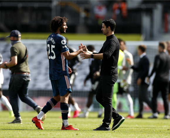Arteta: Why I dropped Elneny against West Ham