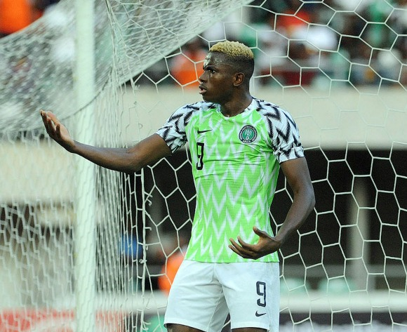 Owolabi: Rohr should build Nigeria around Osimhen