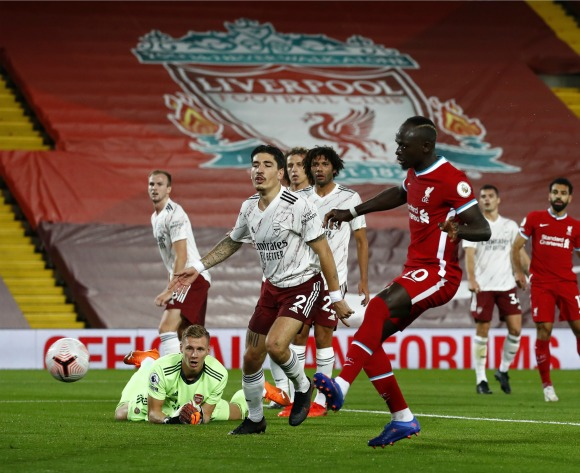 WATCH: Mane scores again as Liverpool extend Anfield record