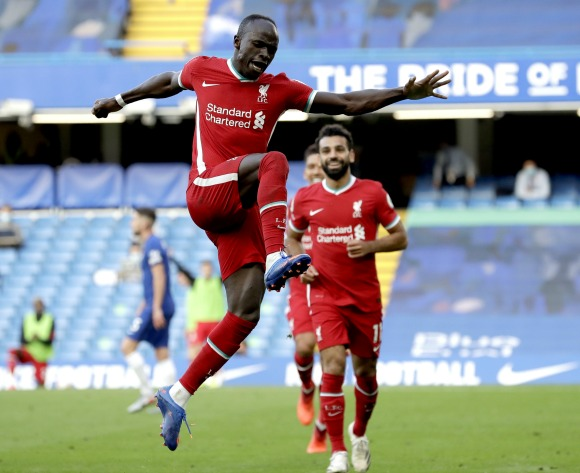 WATCH: Mane's brace leads Liverpool to victory