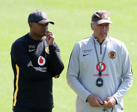Bartlett joins Middendorp in leaving Kaizer Chiefs