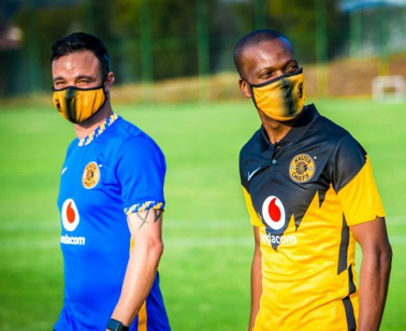 Sheppard and Zwane join forces at Kaizer Chiefs