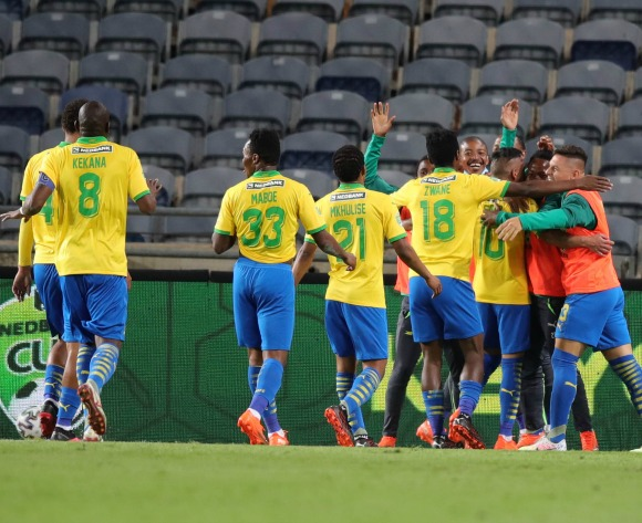 Sirino takes Sundowns to treble glory