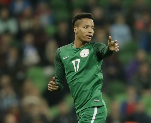 Ebuehi 'cannot wait' to play for Nigeria again