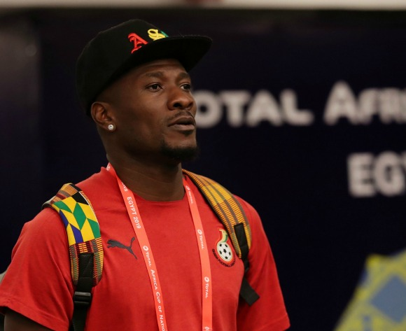 Gyan urged to join Asante Kotoko