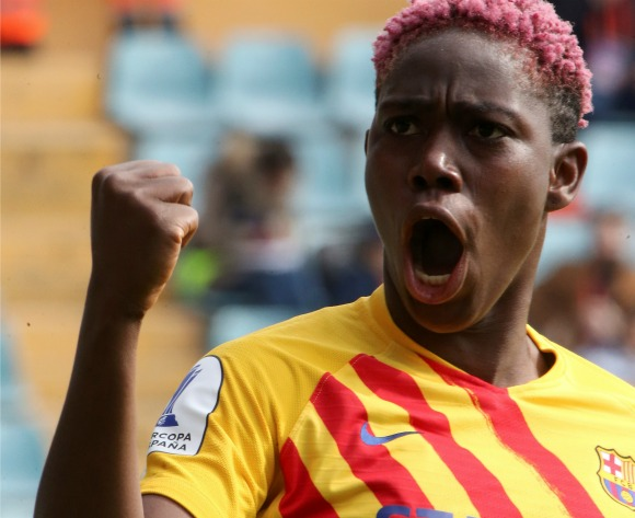 WATCH: The best of Asisat Oshoala