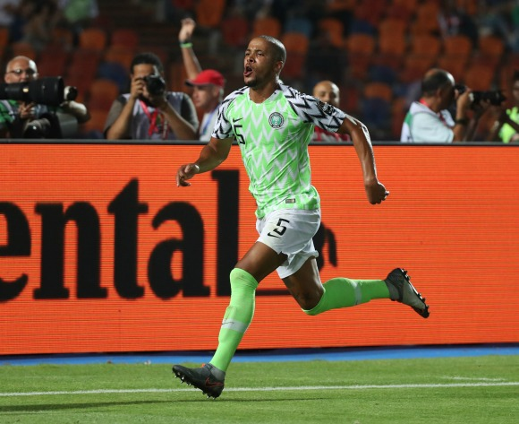Troost-Ekong: No regrets choosing Nigeria over Holland
