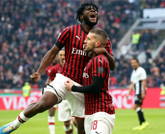 Kessie: Pioli and Zlatan have built a family at Milan
