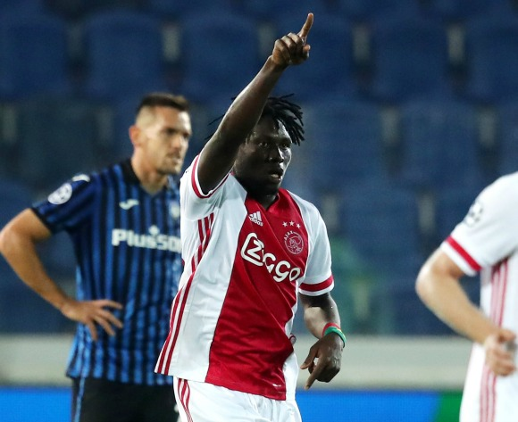 WATCH: Lassina Traore scores his first UCL goal
