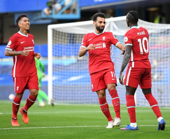 Firmino grateful to play alongside Mane & Salah