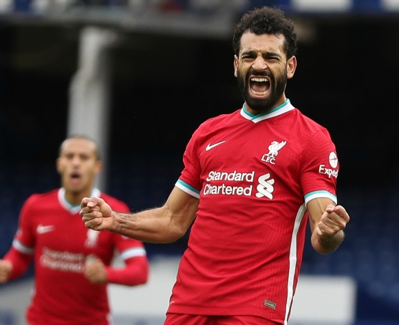 WATCH: Salah reaches 100 goals for Liverpool