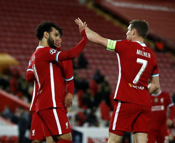 Henderson: Salah's Liverpool numbers are jaw-dropping