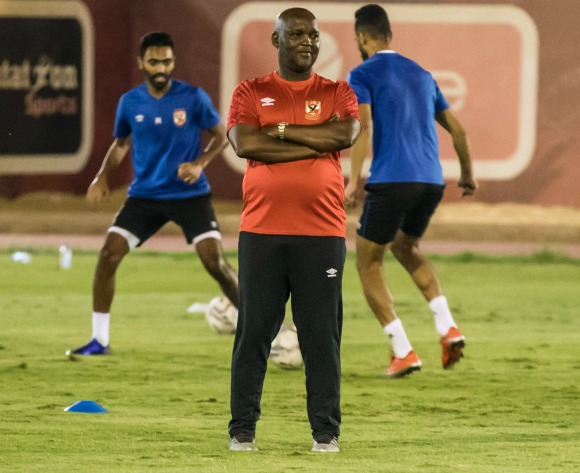 """We still have work to do"" - Ahly's Mosimane"