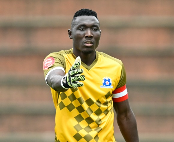 Richard Ofori to join Orlando Pirates - reports
