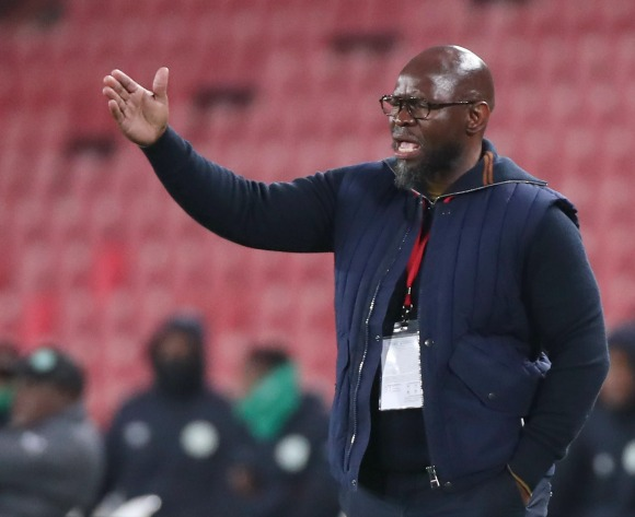 Sundowns appoint Steve Komphela as senior coach