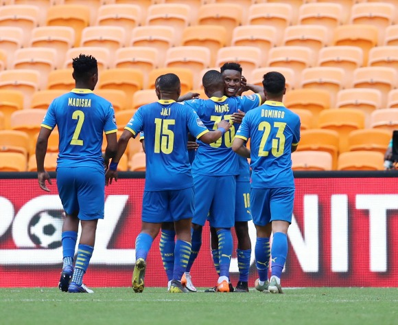 Sundowns open title defence with comfortable win