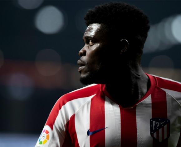 Partey's father confident Arsenal will qualify for Champs League