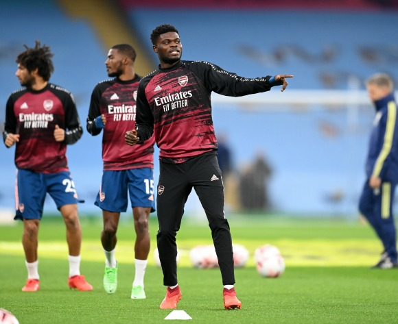 Partey hopes to bring more Ghanaian supporters to Arsenal