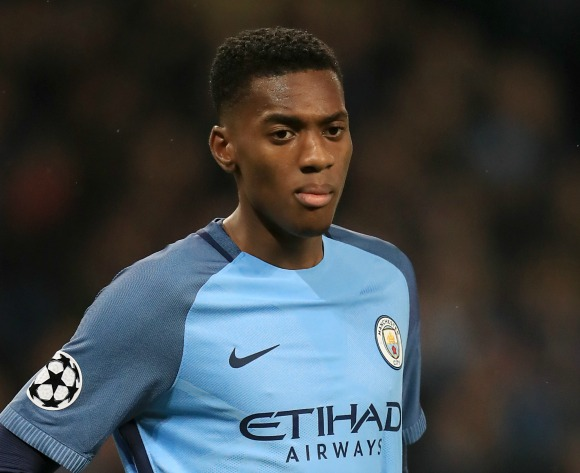 NFF target Adarabioyo: I had to leave Man City
