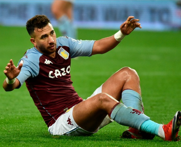 Trezeguet's Villa place up for grabs – Hutton