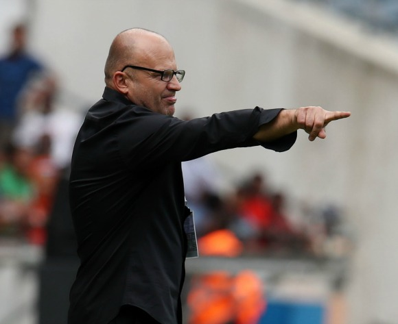 Zimbabwe coach Loga has no fear of Algeria