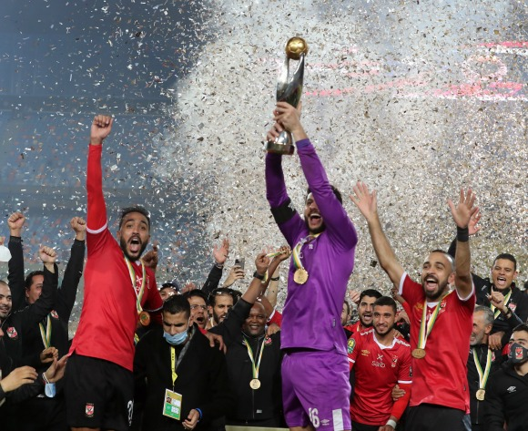 WATCH: Al Ahly crowned CAFCL champions for record ninth time
