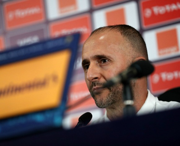 Belmadi plans to experiment in final AFCON qualifiers