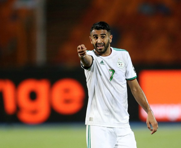 Algeria defeat Zimbabwe to extend unbeaten run
