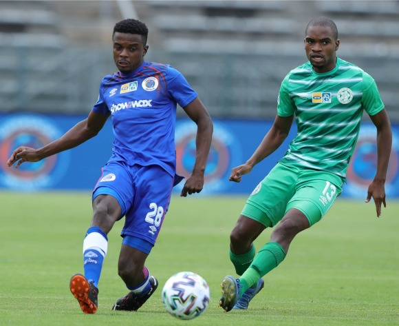 SuperSport fight back for 1-1 draw