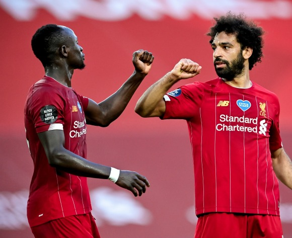 Liverpool's African duo in the running for top individual prize