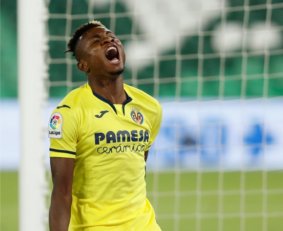 Emery: Chukwueze can leave Villarreal for another league