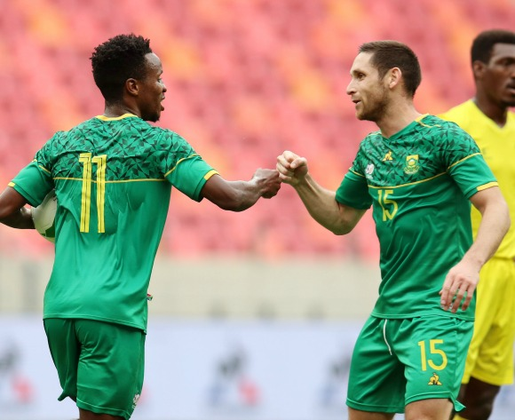 Zwane, Tau take SA to key win