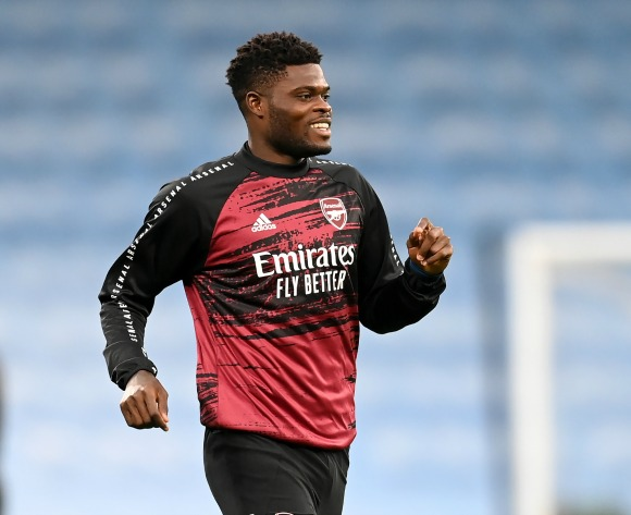 Ghana to be without Thomas Partey for November qualifiers