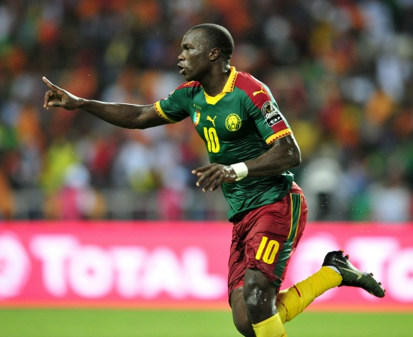 Aboubakar shines as Cameroon defeat Mozambique