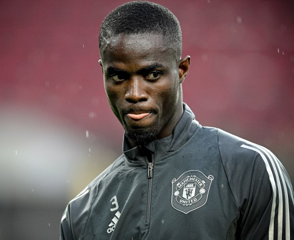 United want to send Eric Bailly back to Villarreal